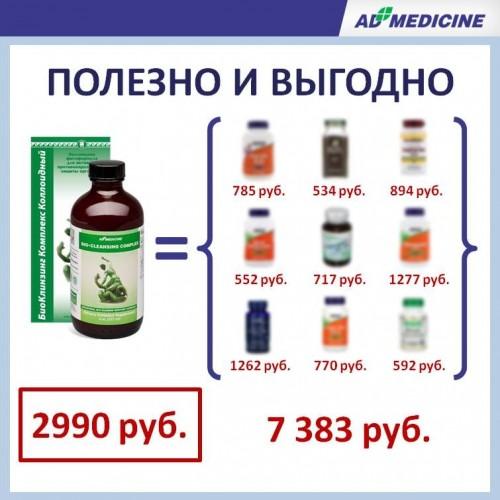 Сравнение натурального комплекса против паразитов с лекарственными препаратами
